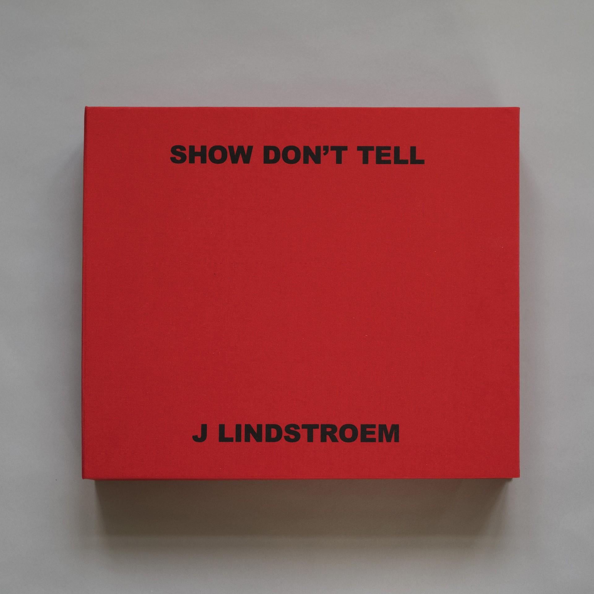 Jonas Lindstroem frontpage